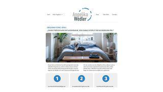 Angelika Wedler, Organetikerin >